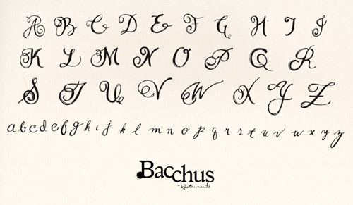 Letra bonita para escribir nombres - Imagui
